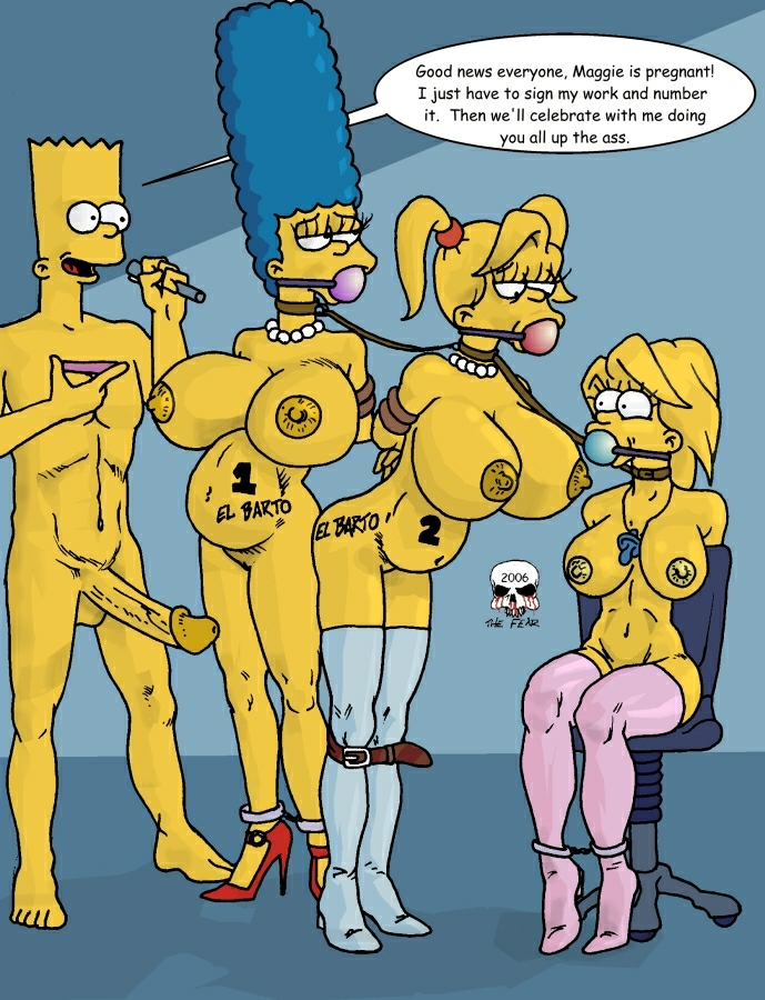 simpsons the the into multiverse Dead or alive porn pics