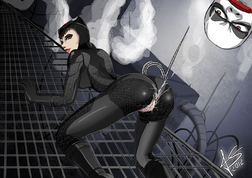how to catwoman batman arkham city in get Star vs the forces of evil artist