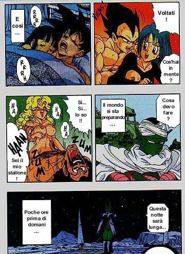 goku bulma married and fanfiction Five nights at freddy's naked girls