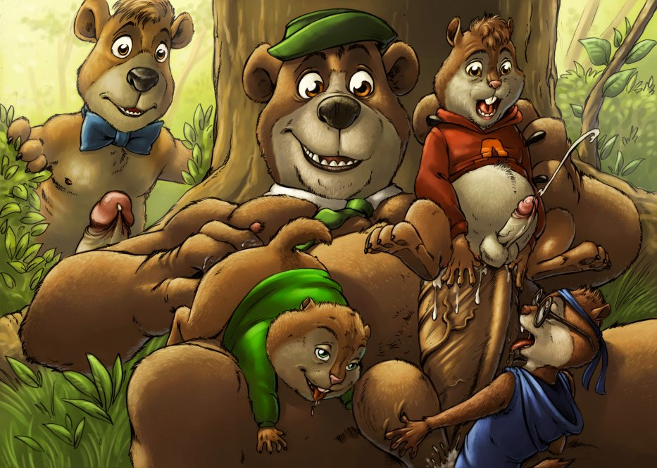 head the and chipmunks best alvin Druids comic free donation pictures
