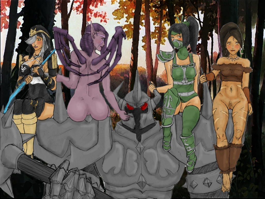 mountain legends of drake league Chica 5 nights at freddy's