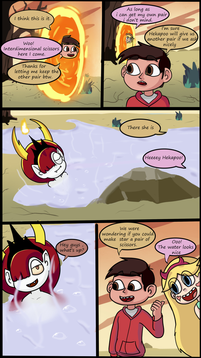 star of vs hentai forces hekapoo the evil Gondul god of war 4
