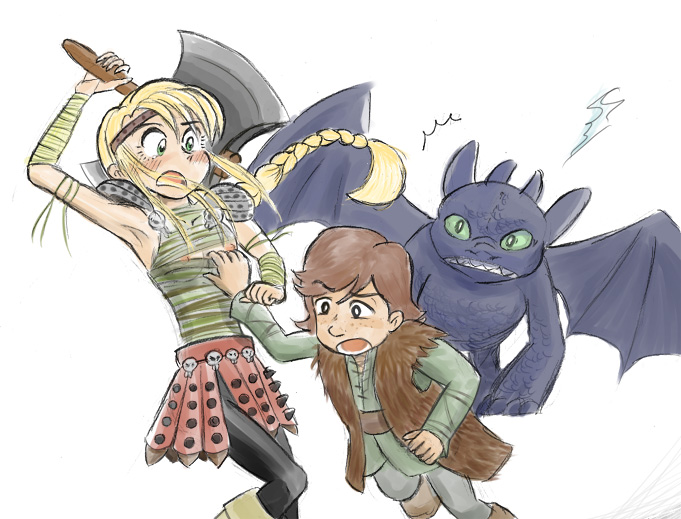 to naked from astrid how dragon train your Where is paarthurnax in skyrim