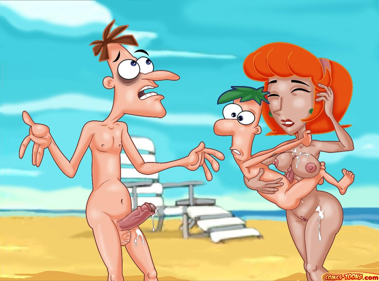 and comic xxx ferb phineas Left 4 dead hunter and witch