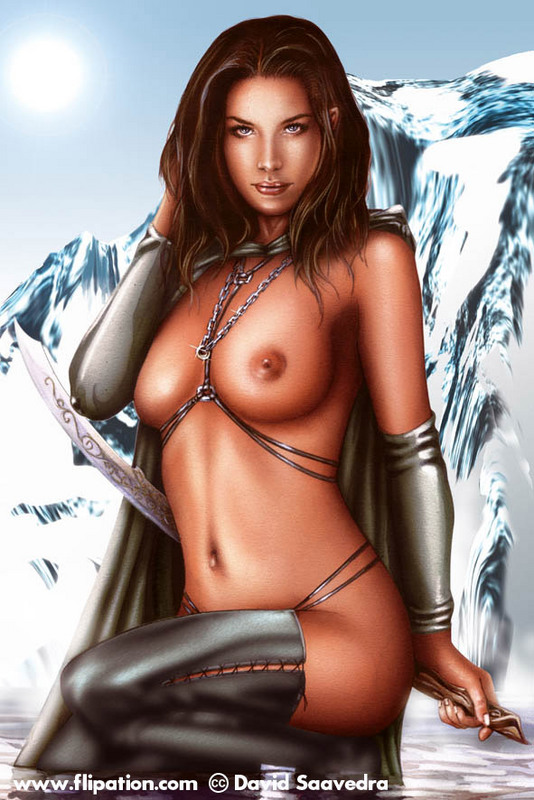 lord the rings of Final fantasy 12 nude mod