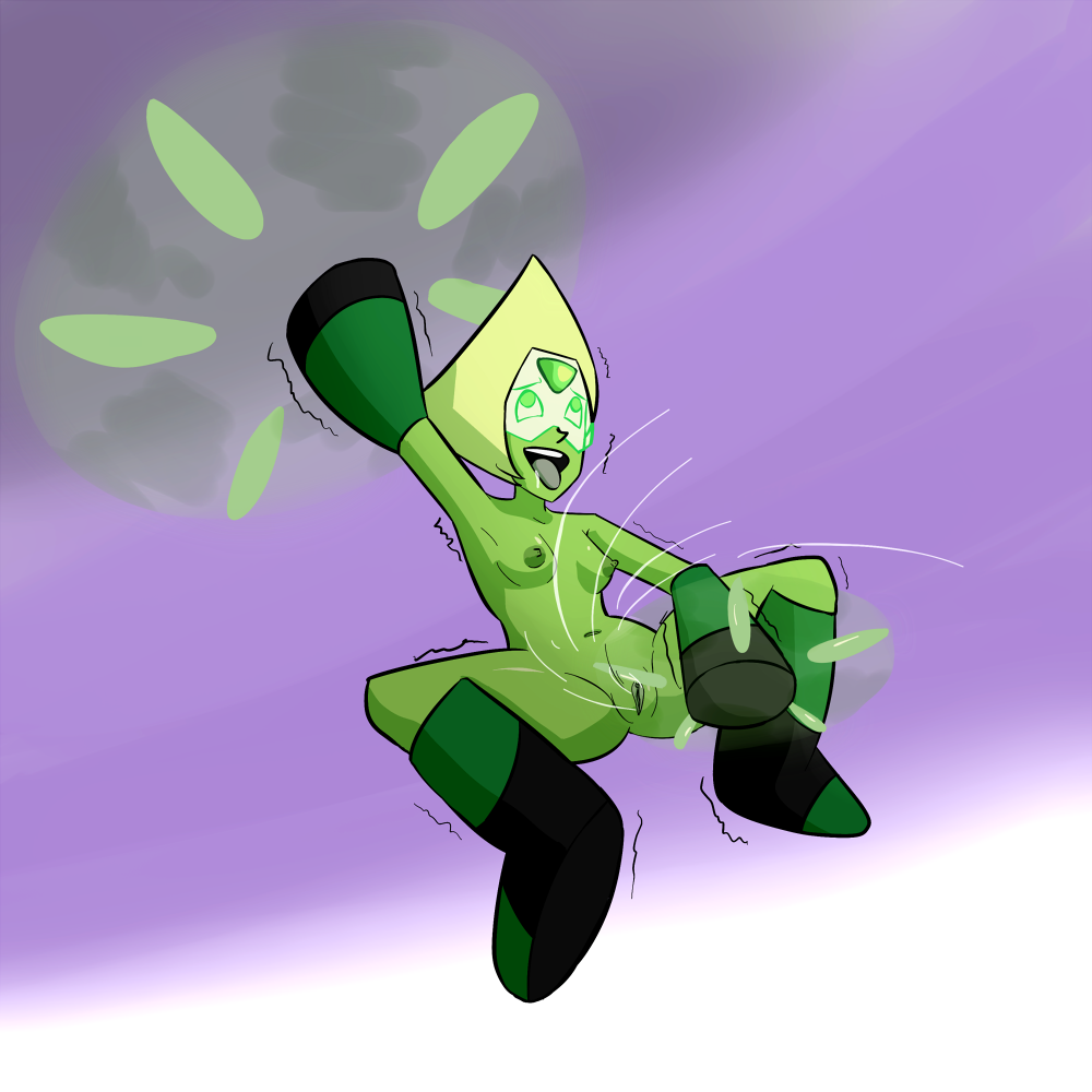 universe and peridot fusion steven Conker bad fur day sunflower