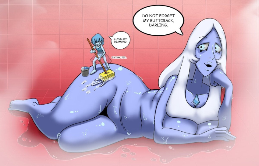 porn blue pearl steven universe Growther the seven deadly sins