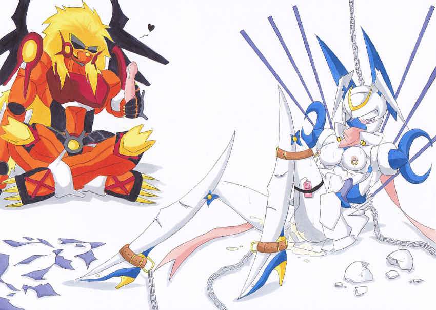 sleuth dianamon digimon story cyber Pure white lover bizarre jelly
