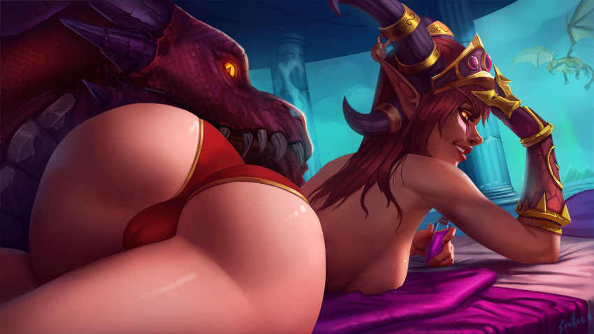 of storm alexstrasza heroes the Constraint copulation  sequester gangbang edition