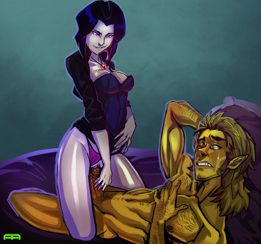 and sex comic boy beast raven Five nights at freddy's foxy and chica