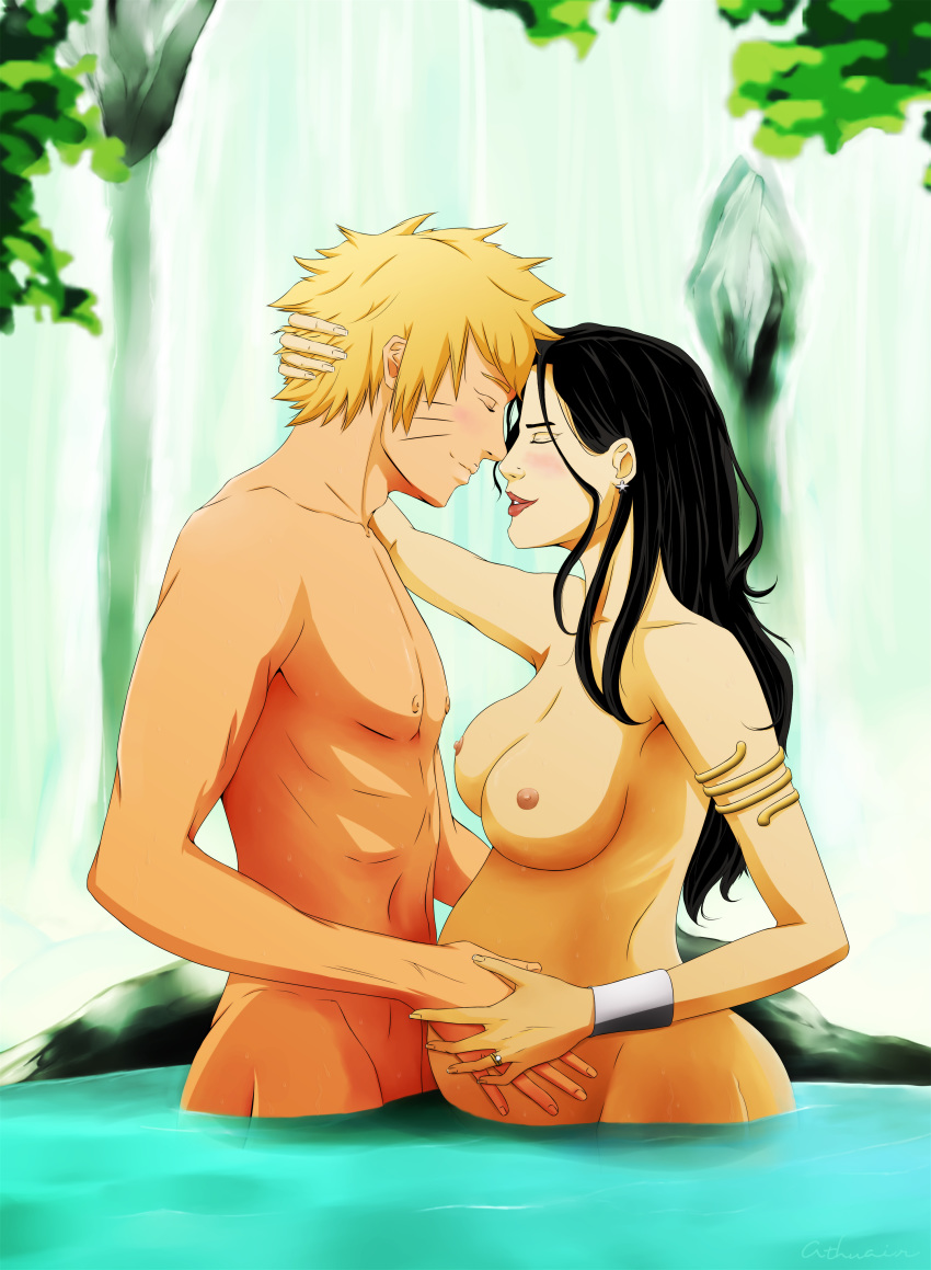 fanfiction pregnant nibi naruto gets Where to find hot footed frogs
