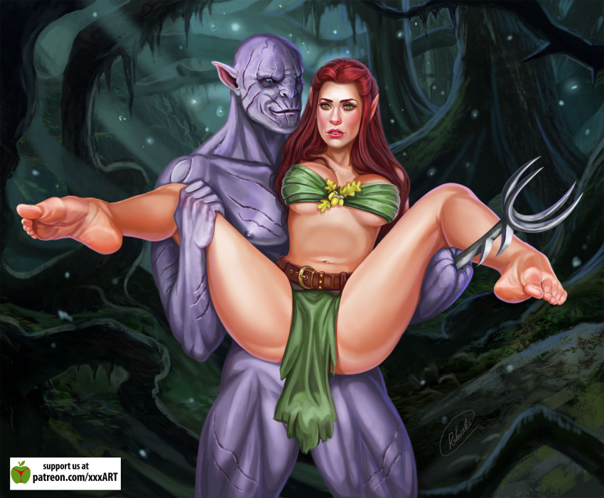 orc female of rings lord the Yamada kun and the 7 witches noa