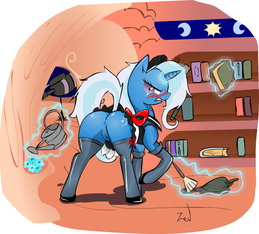 little my pony porn trixie My everyday life with monsters